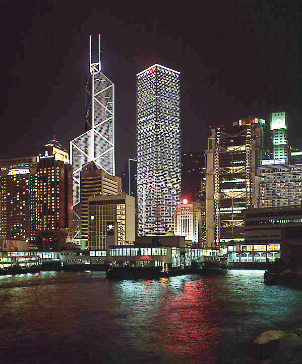 Cheung Kong Center, Hong Kong