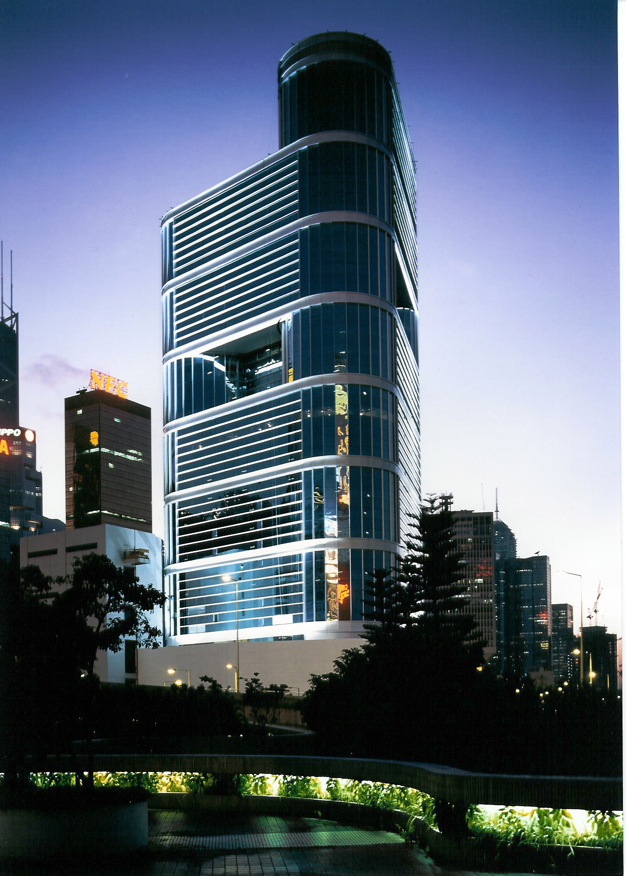 Citic Tower, Hong Kong