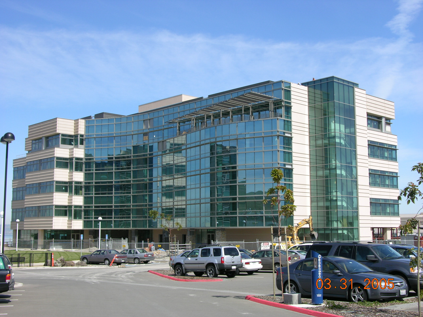 Genentech B33, San Francisco, California