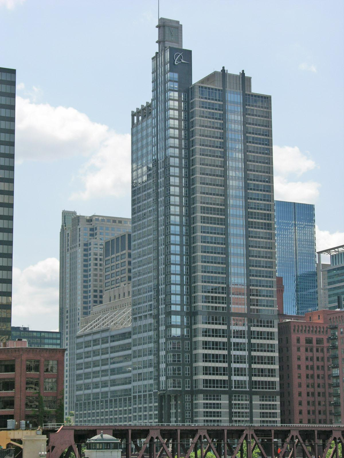 100 North Riverside Drive, Chicago, Illinois